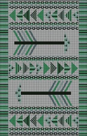 Arrow Crochet Pattern