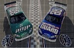 #88 Earnhardt Cars Crochet Pattern