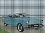 55 Chevy Crochet Pattern