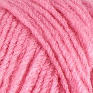 "Red Heart Super Saver Yarn ""Perfect Pink"