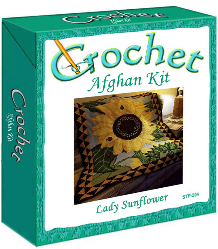 Crochet Afghan Kits