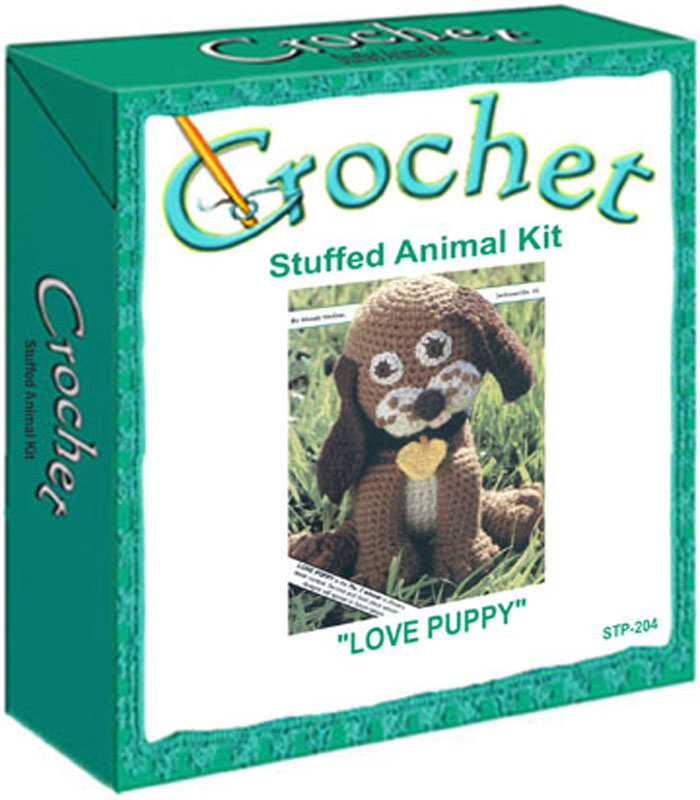 Crochet Stuffed Animal Kits