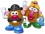 Mr. & Mrs. Potato Head