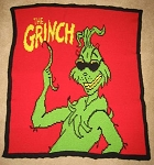 The Grinch Hand Made Afghan