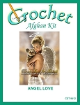 Angel Love Crochet Afghan Kit