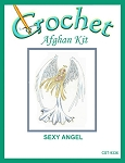 Sexy Angel Crochet Afghan Kit