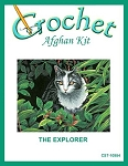 The Explorer Crochet Afghan Kit