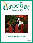 Climbing The Fence Crochet Afghan Kit