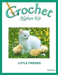 Little Friends Crochet Afghan Kit