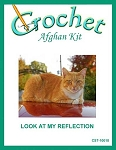 Look At My Reflection Crochet Afghan Kit