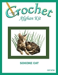 Sokoke Cat Crochet Afghan Kit