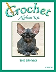 The Sphynx Crochet Afghan Kit