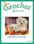 A Beautiful Fall Day Crochet Afghan Kit