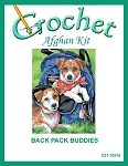 Back Pack Buddies Crochet Afghan Kit