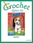 Buddy Crochet Afghan Kit