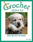 Help Me Out Of Here Crochet Afghan Kit