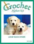 Lovin' Each Other Crochet Afghan Kit
