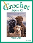 Proud Labs Crochet Afghan Kit
