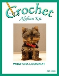 What'cha Lookin At Crochet Afghan Kit