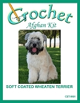 Soft Coated Wheaten Terrier Crochet Afghan Kit