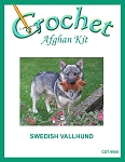 Swedish Vallhund Crochet Afghan Kit