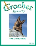 Sweet Shepherd Crochet Afghan Kit