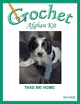 Take Me Home Crochet Afghan Kit
