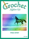 Free Spirit Crochet Afghan Kit