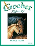 Gentle Touch Crochet Afghan Kit
