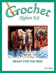 Ready For The Ride Crochet Afghan Kit