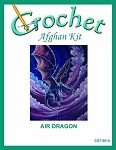 Air Dragon Crochet Afghan Kit