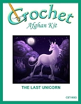The Last Unicorn Crochet Afghan Kit