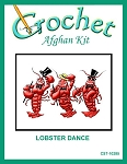Lobster Dance Crochet Afghan Kit