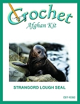 Strangford Lough Seal Crochet Afghan Kit