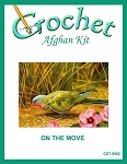 On The Move Crochet Afghan Kit