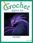 The Bird Crochet Afghan Kit