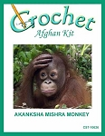 Akanksha Mishra Monkey Crochet Afghan Kit