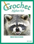 Mad Raccoon Crochet Afghan Kit