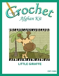 Little Giraffe Crochet Afghan Kit