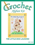 The Little Dog Laughed Crochet Afghan Kit