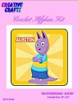 Backyardigans - Austin Crochet Afghan Kit