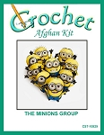 The Minions Group Crochet Afghan Kit