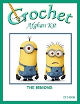 The Minions Crochet Afghan Kit
