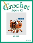 Archie Crochet Afghan Kit