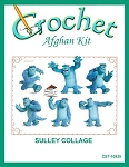 Sulley Collage Crochet Afghan Kit
