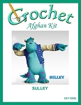 Sulley Crochet Afghan Kit