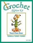 Terri & Terry Perry Crochet Afghan Kit