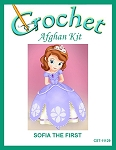 Sofia The First Crochet Afghan Kit