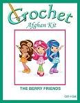 The Berry Friends Crochet Afghan Kit