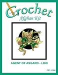Agent Of Asgard Crochet Afghan Kit